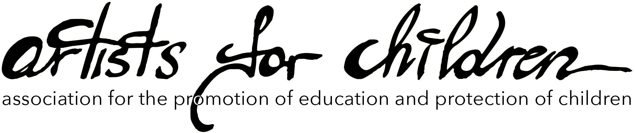 artists for children logo